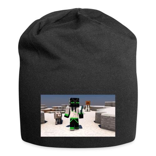 t-shirt - Jerseymössa