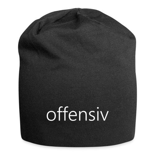 offensiv t-shirt (børn) - Jersey-Beanie