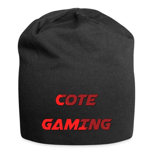 Cote Sweater Rode Letters - Jersey Beanie