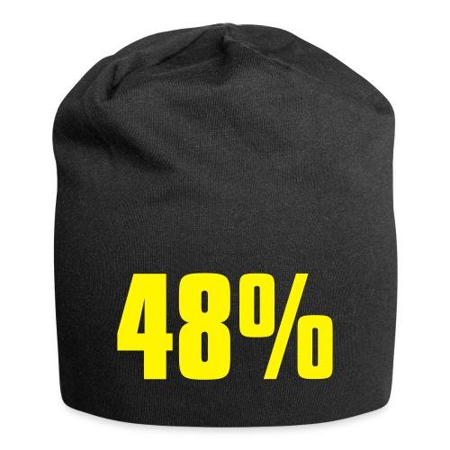 48% - Jersey Beanie