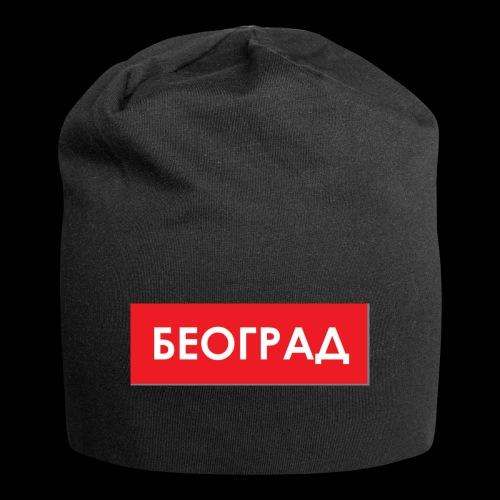 Beograd - Utoka - Jersey-Beanie