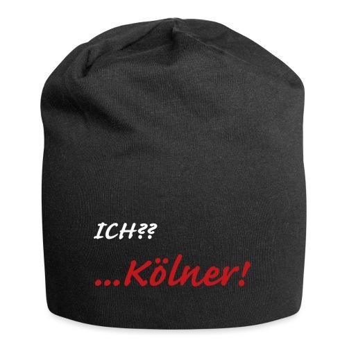 Kölner - Jersey-Beanie