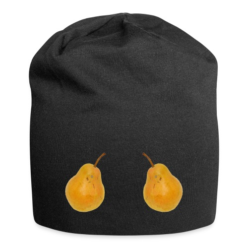 Due Pere - Beanie in jersey