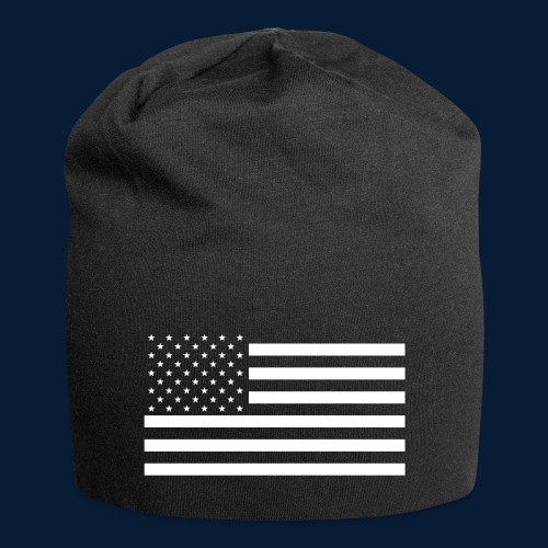 Stars and Stripes White - Jersey-Beanie