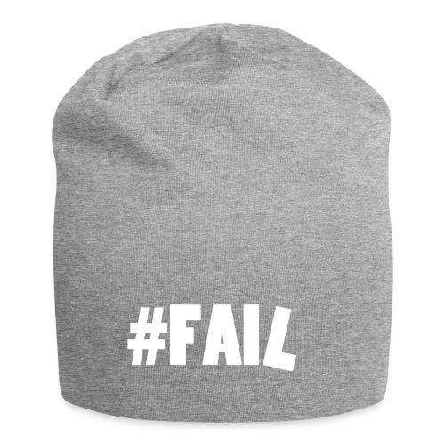 FAIL / White - Bonnet en jersey