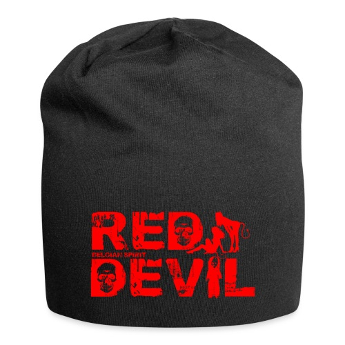 BELGIAN-RED-DEVIL - Bonnet en jersey