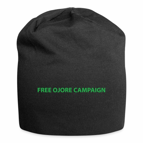 FREE OJORE CAMPAIGN green - Jersey Beanie