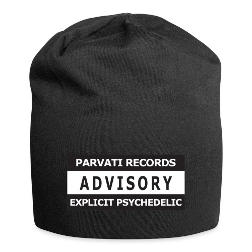 Advisory - Explicit Psychedelic - Jersey Beanie