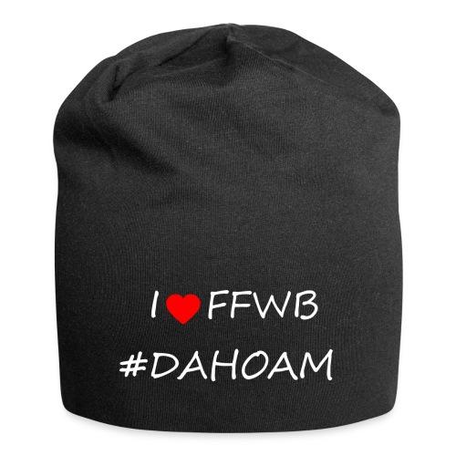 I ❤️ FFWB #DAHOAM - Jersey-Beanie