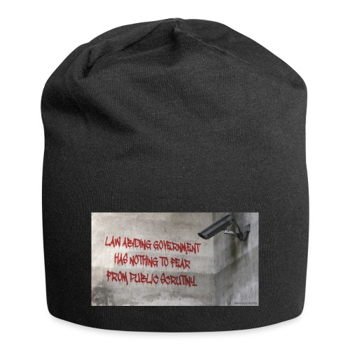 Nothing to Fear - Jersey Beanie