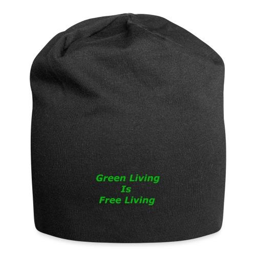 Green Living - Jersey-Beanie