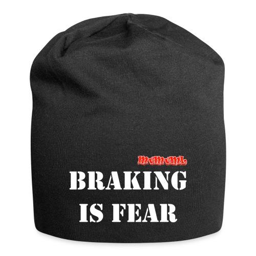 Braking is fear accessories - Jersey-Beanie