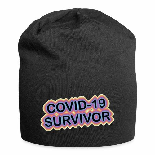 covic19survivor - Jersey-Beanie
