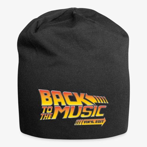Back to the music Vinyl Edit - Bonnet en jersey
