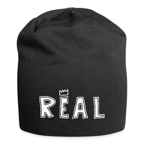 REAL (White) - Jersey-Beanie