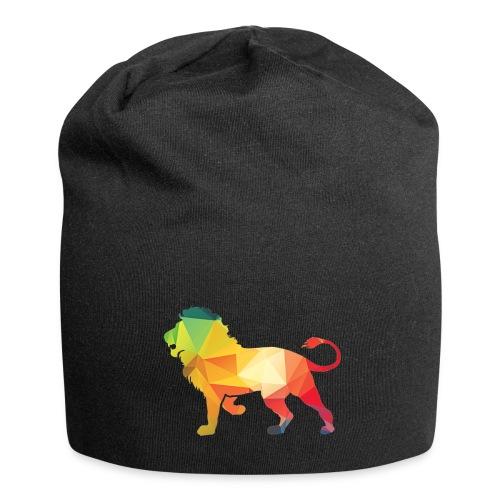 lion - Jersey-Beanie