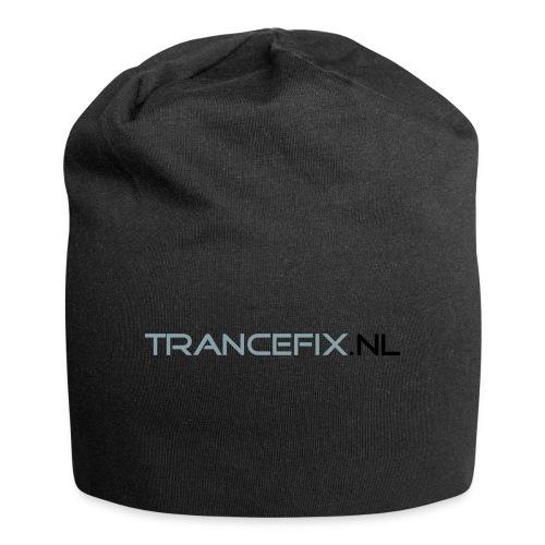 trancefix text - Jersey Beanie