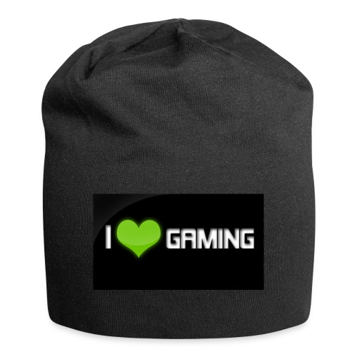 I Love Gaming Shadow Gamer - Jersey-Beanie
