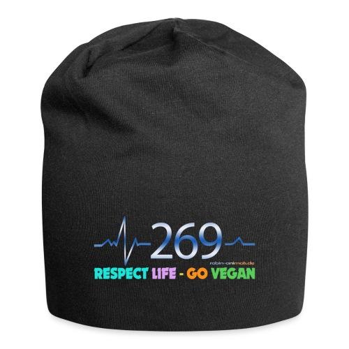 269 RESPECT LIFE - Jersey-Beanie