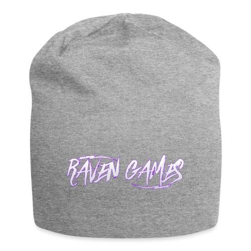 Raven Games Main Logo - Jersey Beanie