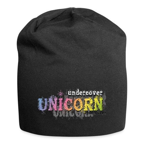 Undercover Unicorn - Bonnet en jersey