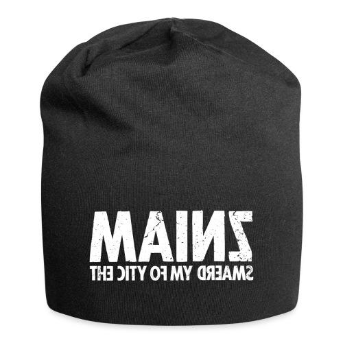 Mainz (white oldstyle) - Jersey-Beanie