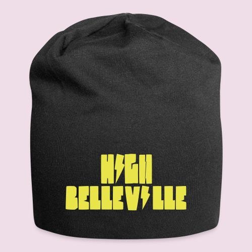 HIGH BELLEVILLE - Bonnet en jersey