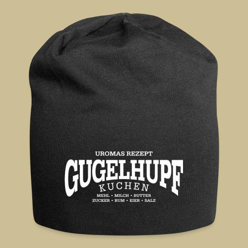 Gugelhupf (white) - Jersey-Beanie