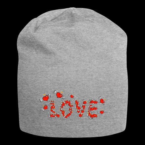 Flying Hearts LOVE - Jersey-Beanie