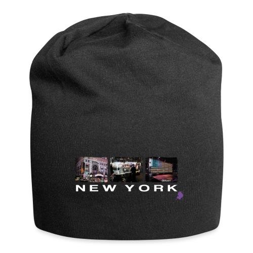 new york color ohne kontu - Jersey-Beanie
