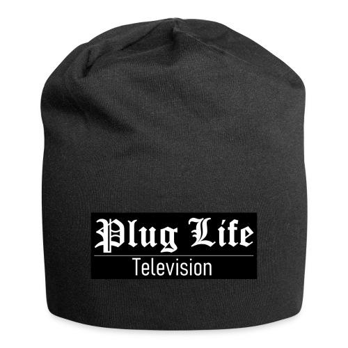 Plug Life Television Logo - Jersey Beanie