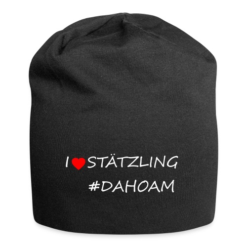 I ❤️ STÄTZLING #DAHOAM - Jersey-Beanie