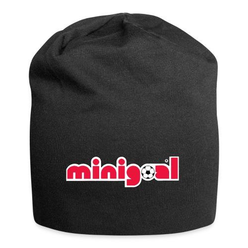 Cappellino con visiera - Beanie in jersey