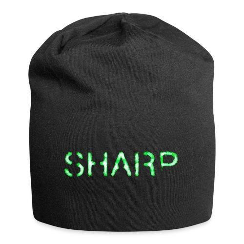 Sharp Clan black hoodie - Jersey Beanie