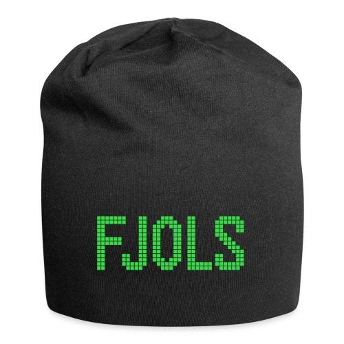 FJOLS Grøn - Jersey-Beanie