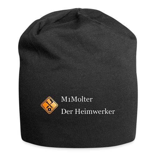 M1Molter - Der Heimwerker - Jersey-Beanie