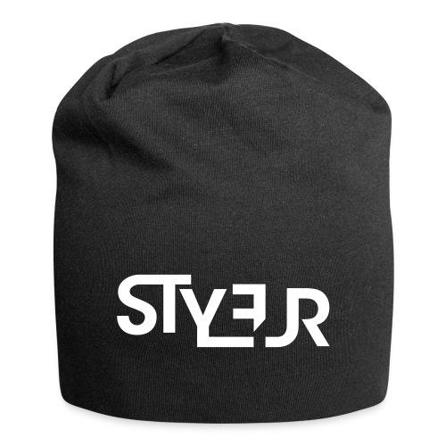 styleur logo spreadhsirt - Jersey-Beanie