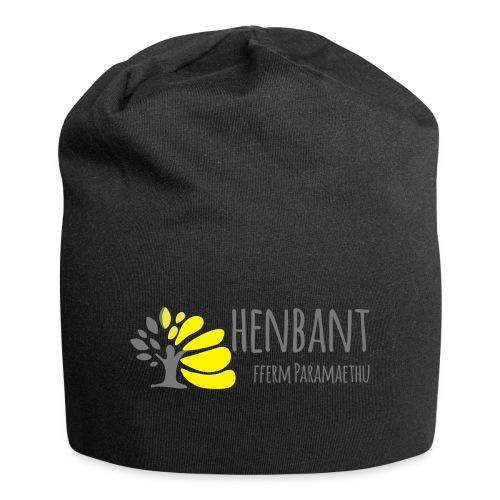 henbant logo - Jersey Beanie