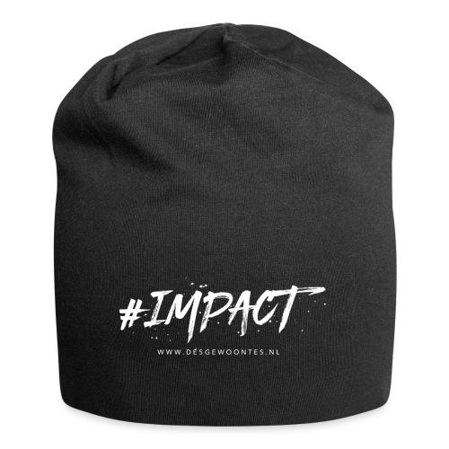 Logo impact - Jersey-Beanie