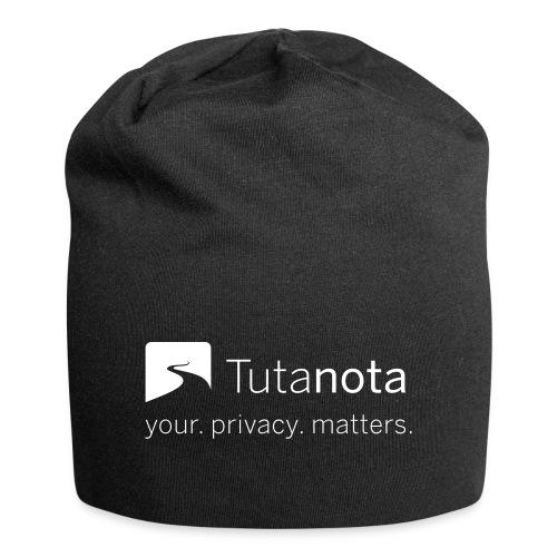 Tutanota - Your. Privacy. Matters. - Jersey-Beanie