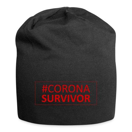 Corona Virus Survivor - Jersey Beanie