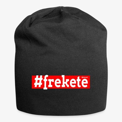 Frekete - Beanie in jersey