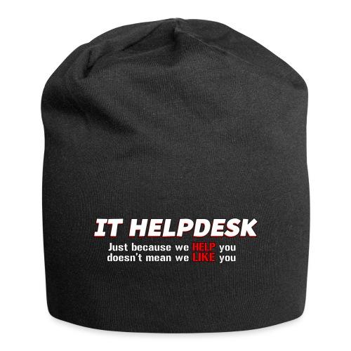 I.T. HelpDesk - Jersey Beanie