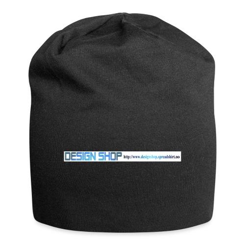 ny logo lang - Jersey-beanie