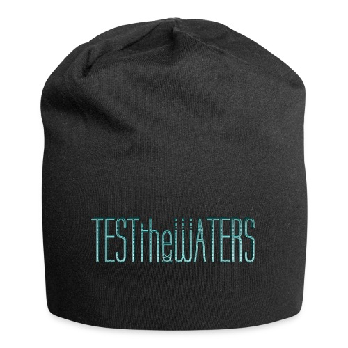 TESTtheWATERS BETA BLUE - Jersey Beanie
