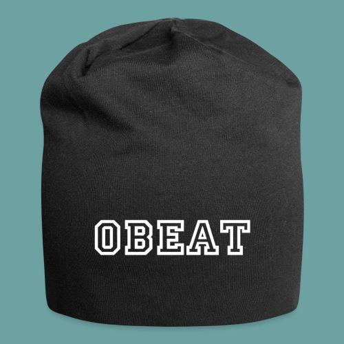 OBeat woord - Jersey-Beanie