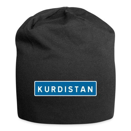 Kurdistanskylt - Jerseymössa