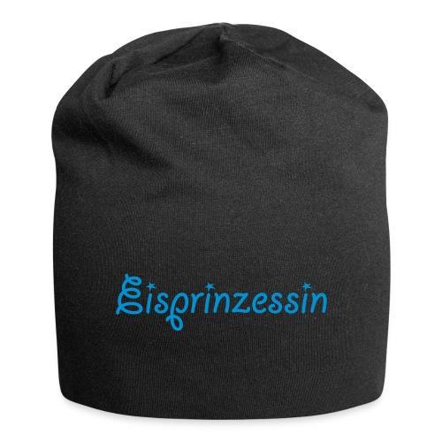 Eisprinzessin, Ski Shirt, T-Shirt für Apres Ski - Jersey-Beanie