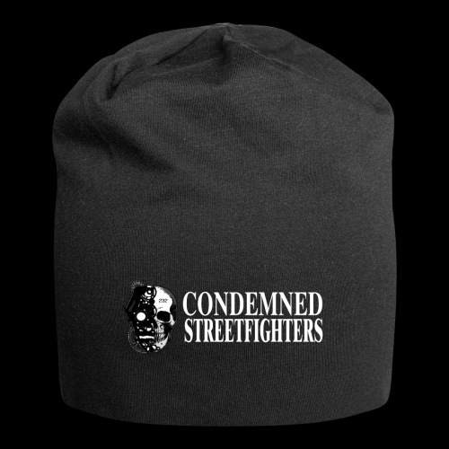 Condemned Streetfighters fridge graphic - Jersey Beanie