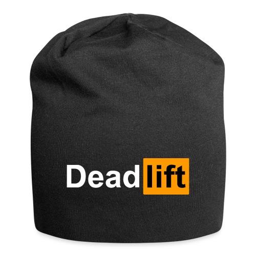 DeadLift X - Bonnet en jersey